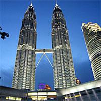 Singapore - Kuala Lumpur - Bangkok