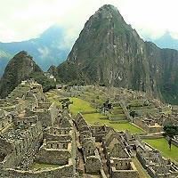 Machu Picchu and Lake Titicaca